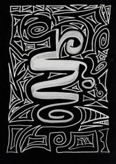 Кристаллическая живопись: Кристаллическая линия: Аметист (Amethyst)