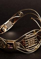 Браслет для щиколотки и предплечья (Ци-Шэнь)