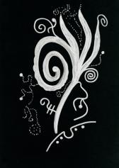 Кристаллическая живопись: Кристаллическая линия: Жемчуг (Pearl)